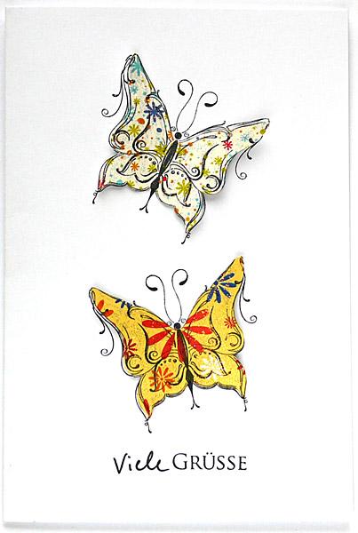 CAS Schmetterlinge