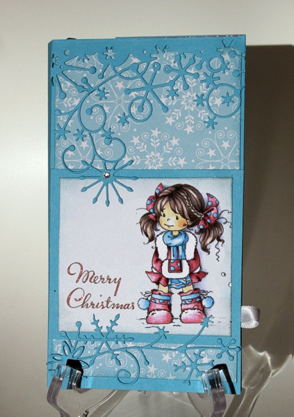 Heidi wünscht Merry Christmas