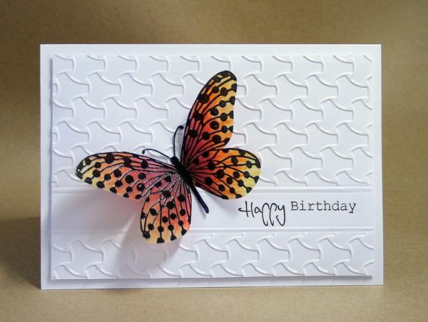 Flieg Schmetterling