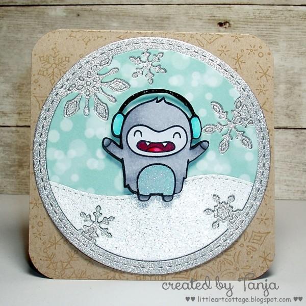 Snowflake Yeti