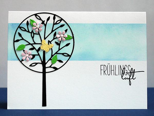 Frühlings-Baum
