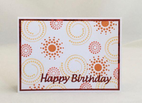 Circles and Dots zum Geburtstag