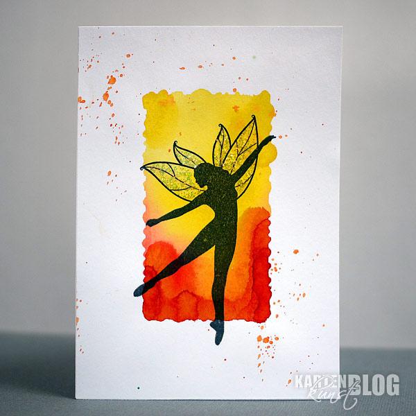 Tanzende Elfe