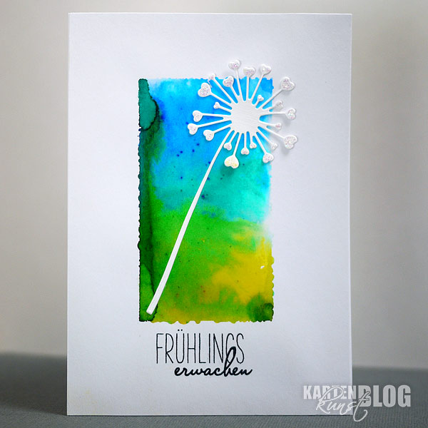 Frühlings-Pusteblume