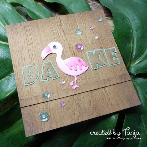 Danke Flamingo