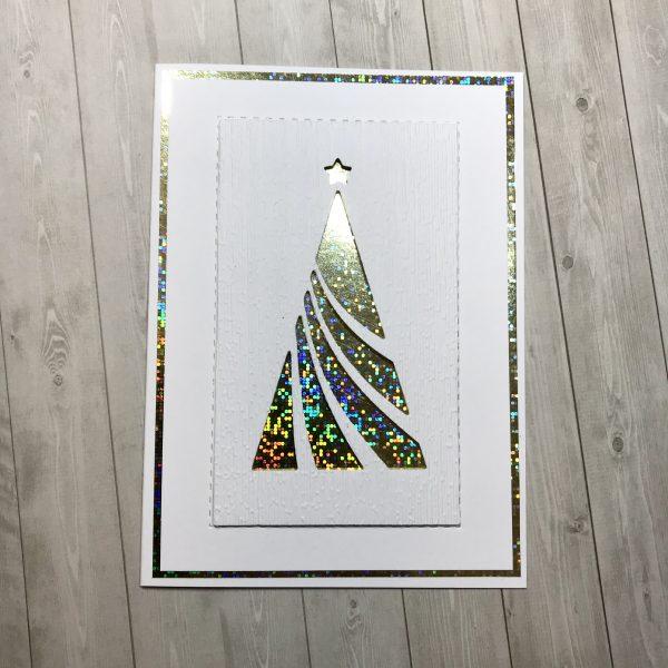 Massentaugliche Weihnachtskarte
