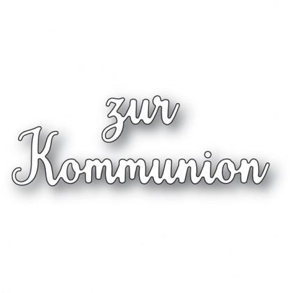 Memory Box Stanzschablone - zur Kommunion
