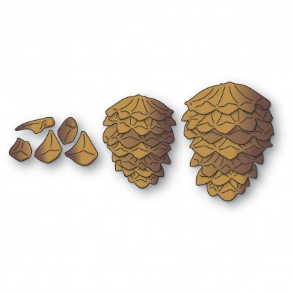 Memory Box Stanzschablone - Pinecone Stackers
