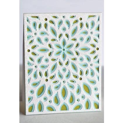 Birch Press Stanzschablone - Fiori Plate Layer Set