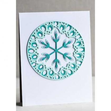 Birch Press Stanzschablone - Issa Snowflake Layer Set