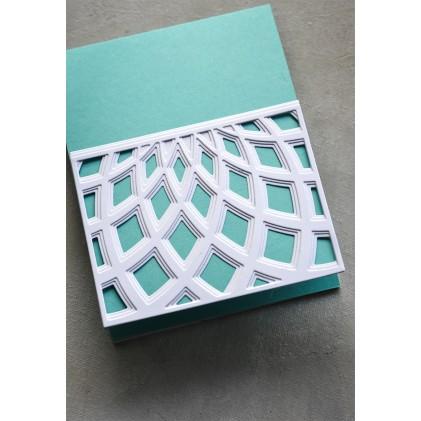 Birch Press Stanzschablone - Dazzle Bevel Plate Layer Set