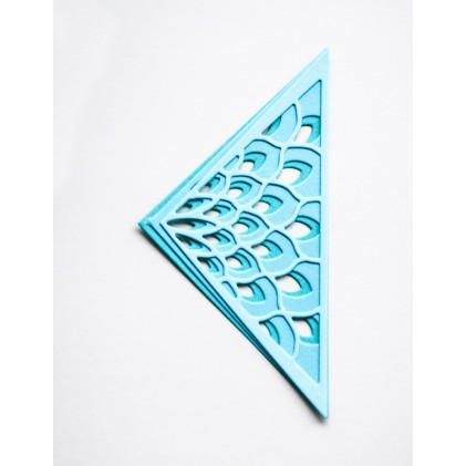 Birch Press Stanzschablone - Petal Triangle Layer Set