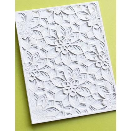 Birch Press Stanzschablone - Viola Plate Layer Set