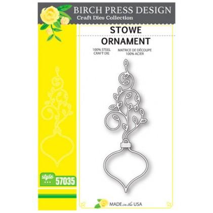 Birch Press Stanzschablonen-Set - Stowe Ornament