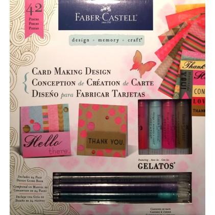 Card Making Design featuring Gelatos
