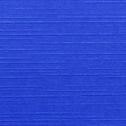 CraftEmotions Leinenkarton - Kobaltblau