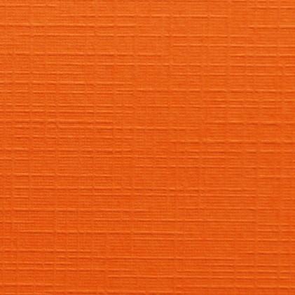 CraftEmotions Leinenkarton - Orange