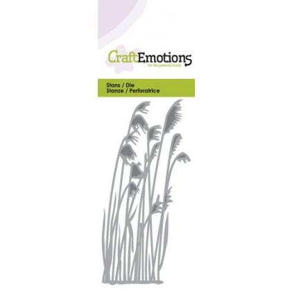 CraftEmotions Stanzschablone - Röhricht