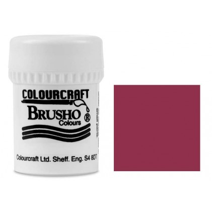 Brusho Crystal Colour Farb-Pigmente 15g - Crimson