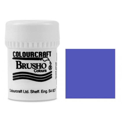 Brusho Crystal Colour Farb-Pigmente 15g - Cobalt Blue