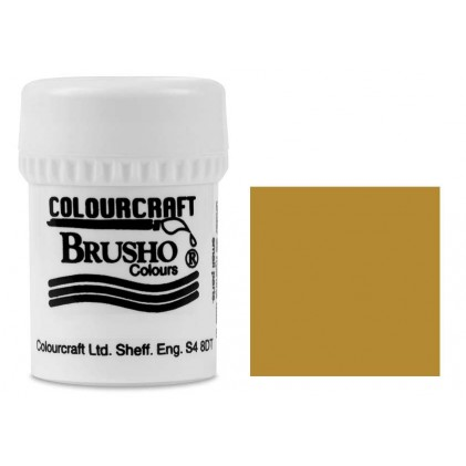 Brusho Crystal Colour Farb-Pigmente 15g - Sandstone