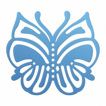 Couture Creations Inky Butterfly Silhouette Mini Die
