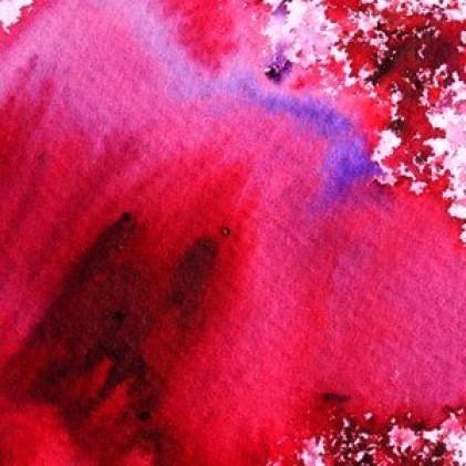 Brusho Crystal Colour Farb-Pigmente 15g - Crimson