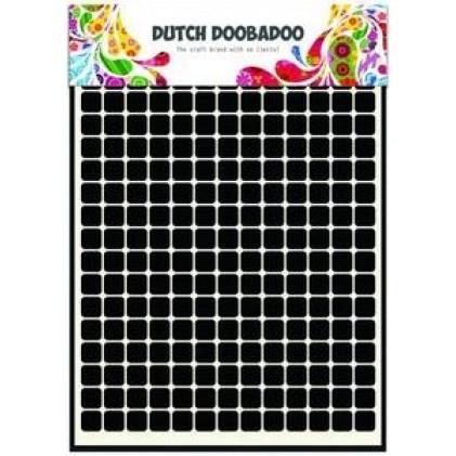 Dutch Doobadoo Mask Art Stencil A5 - Patch