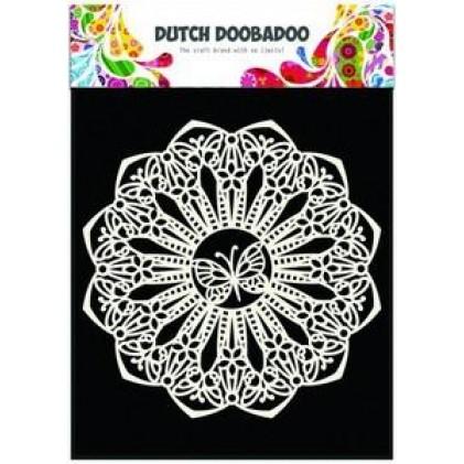 Dutch Doobadoo Mask Art Stencil A5 - Butterfly 145mm