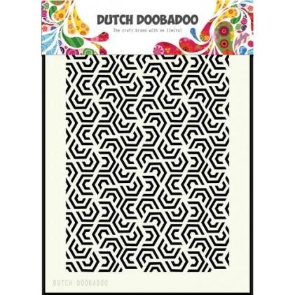 Dutch Doobadoo Mask Art Stencil A5 - Leaves