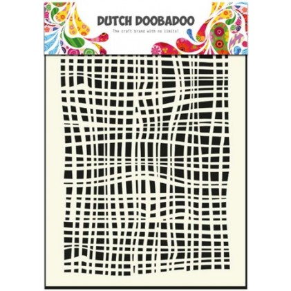 Dutch Doobadoo Mask Art Stencil A5 - Stoff