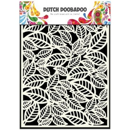 Dutch Doobadoo Mask Art Stencil A5 - Blätter