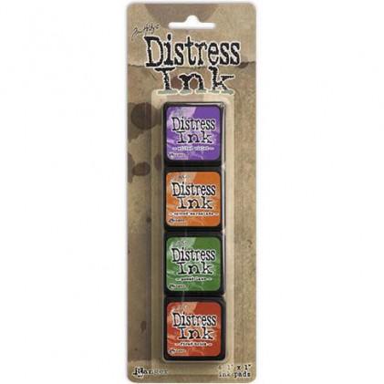 Distress Mini Ink Stempelkissen Kit #15