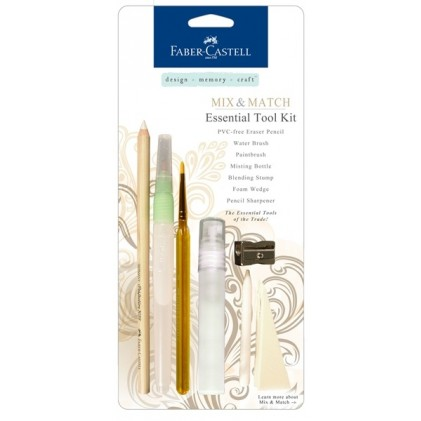 Faber Castell Mix & Match Essential Tool Kit