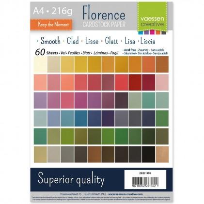 Florence Fotokarton Multipack A4 60 Blatt