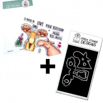 Gerda Steiner Designs - Moose Love Bundle mit 25% Rabatt!