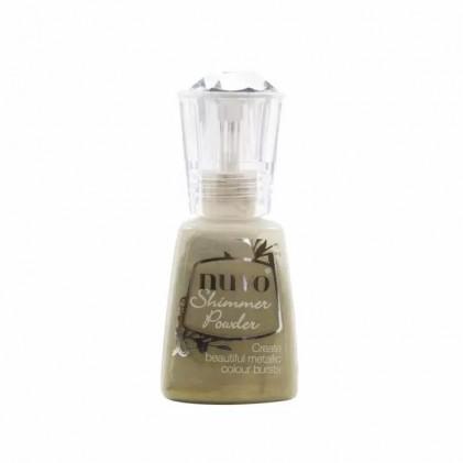 Nuvo Shimmer Powder - Golden Sparkler