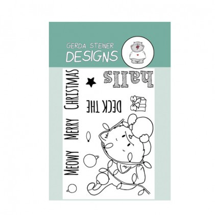 Gerda Steiner Designs Clear Stamps - Deck the Halls