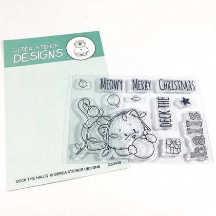 Gerda Steiner Designs Clear Stamps - Deck the Halls