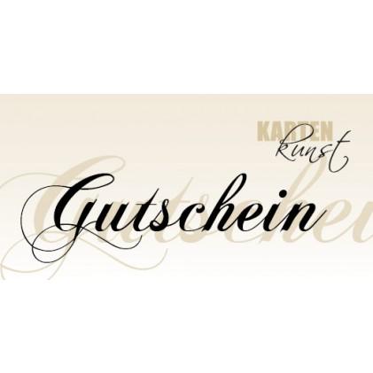 Karten-Kunst Gutschein 40 €
