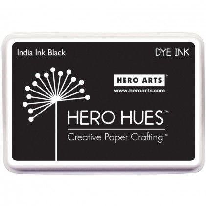Hero Arts Stempelkissen Hero Hues - India Ink Black
