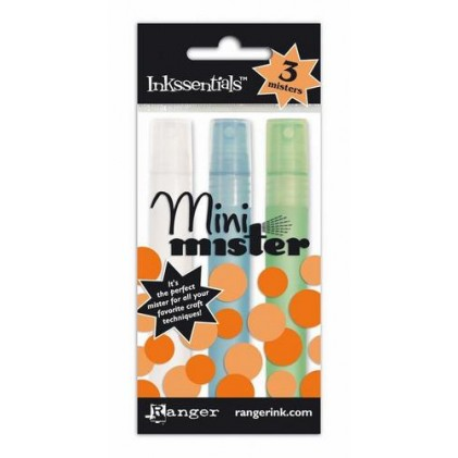 Mini Mister - Sprühflaschen-Set