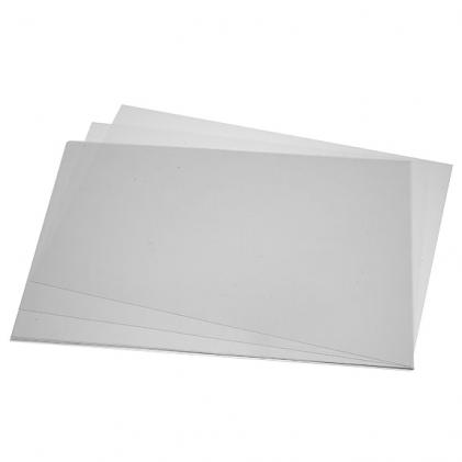 Klare extradicke Acetet-/Windrad-Folie A4 (5 Bogen)