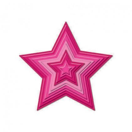 Spellbinders Nestabilities - Stars