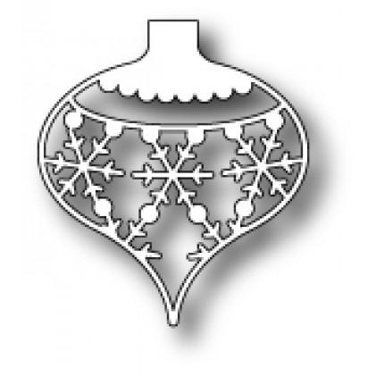 Memory Box Stanzschablone - Snowflake Ornament