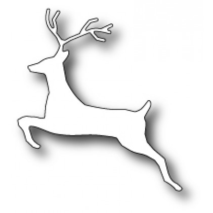 Memory Box Stanzschablone - Leaping Deer