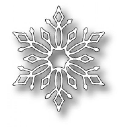 Memory Box Stanzschablone - Lindeman Snowflake