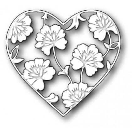 Memory Box Stanzschablone - Vernay Heart