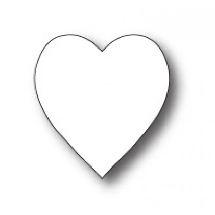 Memory Box Stanzschablone - Sweet Heart