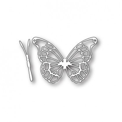 Memory Box Stanzschablone - Willoughby Butterfly Wings